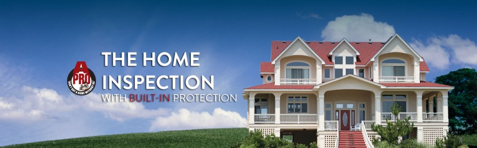 the best Home Inspection Franchise with the leaders of A-Pro