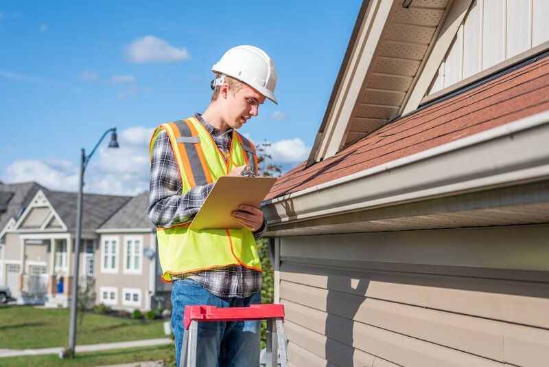 Roof Inspection In Franchise