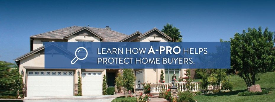 A-Pro Home Inspection Franchise